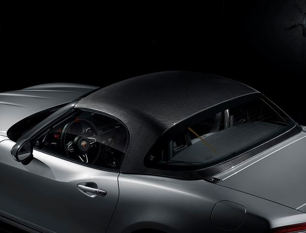 Abarth 124 Spider GT Full Carbon Hardtop